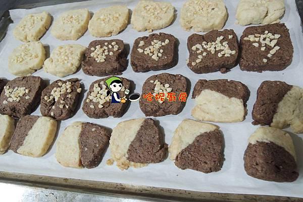 哈士奇居家生活-哈妮廚房-純素無奶蛋低糖餅乾03