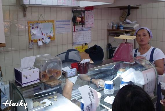 哈士奇居家生活-【食記】西門町的老字號-永富冰淇淋3.JPG