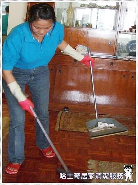 哈士奇居家清潔公司、家事服務-清潔老貓大公寓.JPG