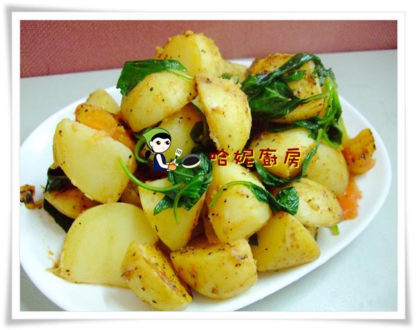 哈士奇居家清潔公司、家事服務-哈妮素食譜-番茄馬鈴薯02.JPG