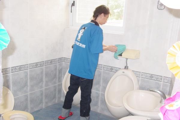 哈士奇居家清潔公司-服務案例-托兒所2.JPG