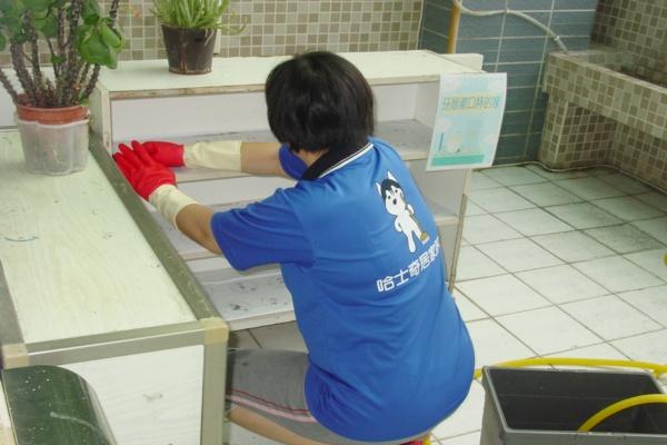 哈士奇居家清潔公司-服務案例-托兒所4.JPG