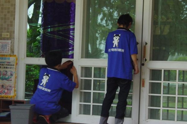 哈士奇居家清潔公司-服務案例-托兒所7.JPG