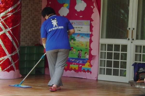 哈士奇居家清潔公司-服務案例-托兒所8.JPG