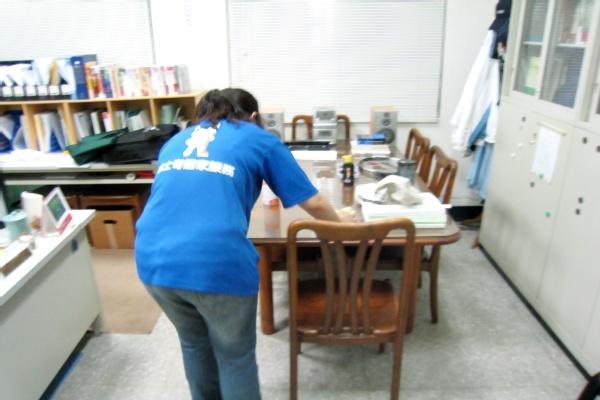 哈士奇居家清潔公司-服務案例-某大學辦公室打掃6.JPG
