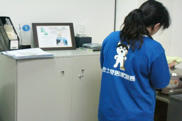 哈士奇居家清潔公司-服務案例-某大學辦公室打掃8.JPG