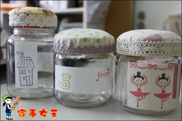 哈士奇居家服務-家事女王-玻璃瓶罐大變身30.JPG