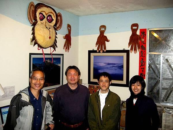哈士奇居家服務公司-香港媒體來台考察廢電器回收1.jpg
