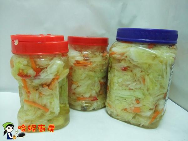 哈士奇居家清潔公司-哈妮廚房-自製台式素泡菜10.JPG