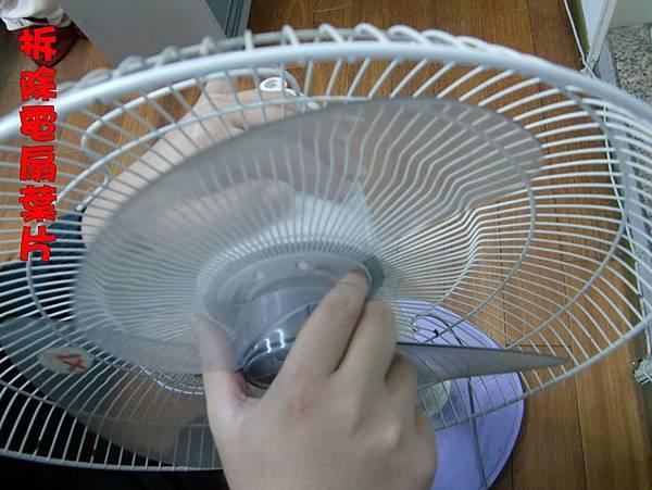哈士奇居家清潔公司-家事女王-電風扇清潔-8.JPG