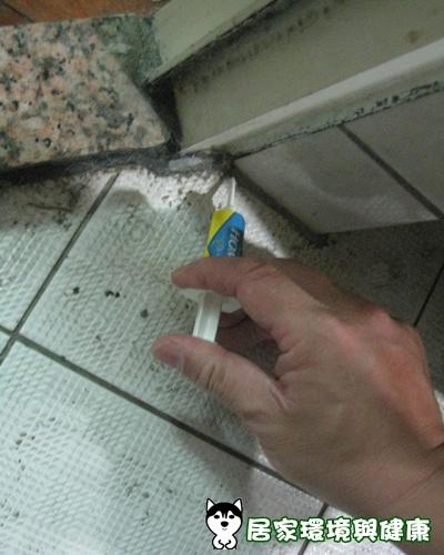 哈士奇居家清潔公司-居家環境與健康-施點除蟑螂藥餌6.JPG