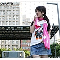H3 短袖圓領衫 救難隊 青目 (白色)