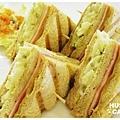 培根乳酪三明治-1