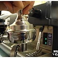 咖啡沖煮-填壓