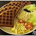 鮪魚蔬菜鬆餅-1