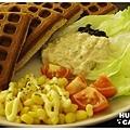 鮪魚蔬菜鬆餅-3