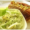 德國香腸起司堡-6