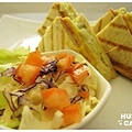 培根乳酪三明治-5