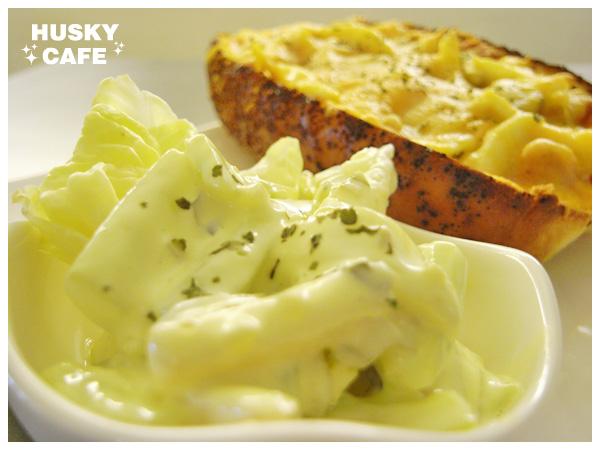 焗烤燻雞乳酪堡-5