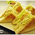 蛋沙拉三明治-1