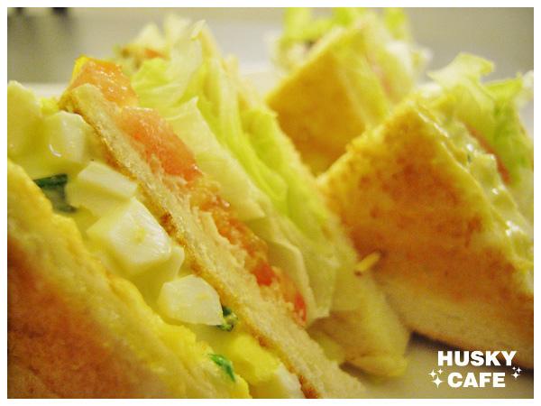 蛋沙拉三明治-4