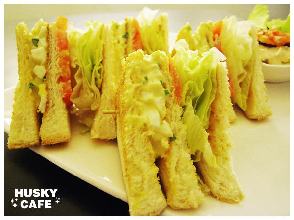 蛋沙拉三明治-6