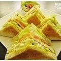 蛋沙拉三明治-7