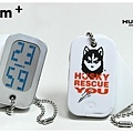 odm+軍籍牌電子錶
