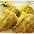 鮪魚沙拉三明治-1