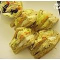 鮪魚沙拉三明治-2