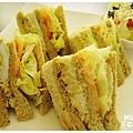 鮪魚沙拉三明治-3