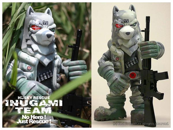 犬神小隊-10