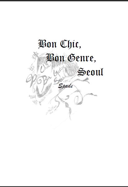 Bon Chic, Bon Genre, Seoul Cover