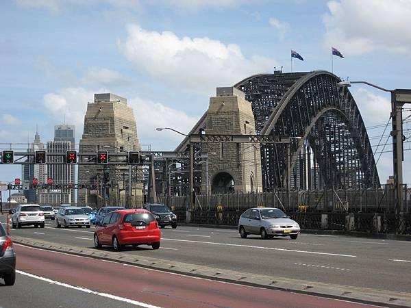 Sydney Harbour Bridge 雪梨大橋