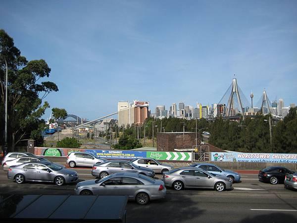 Sydney Lilyfield Victoria Road