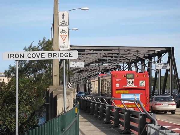 Sydney Iron Cove Bridge