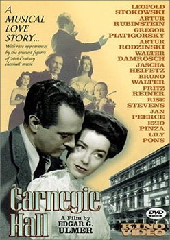 Carnegie Hall(1947)ASIN B00005M2CL
