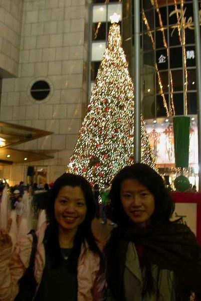2006.12.24遠東百貨廣場