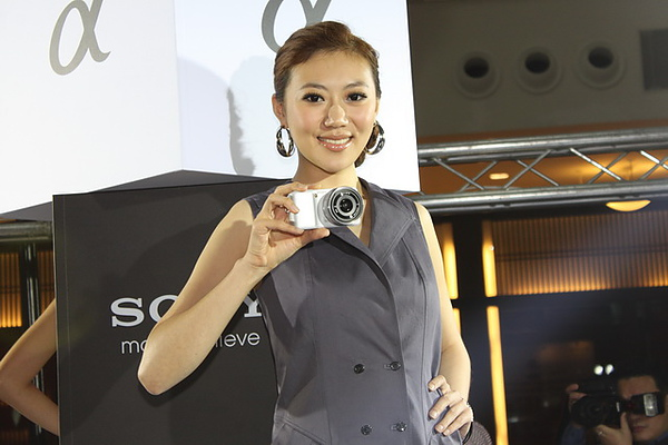Sony Alpha NEX新品發表
