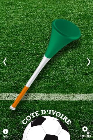 快來吹2010年最Rock的樂器Vuvuzela「嗚嗚資八」!
