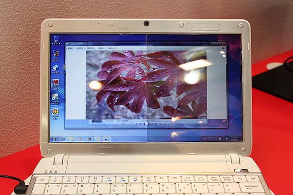 3M多點觸控、裸視3D顯示、USB 3.0螢幕、光學增亮膜技術v