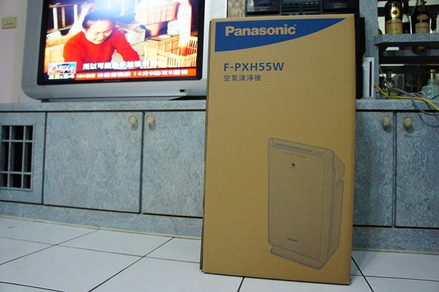 Panasonic ECO NAVI空氣清淨機