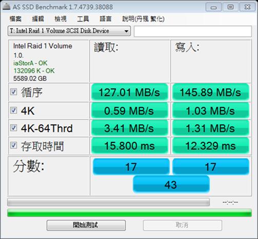 as-ssd-bench Intel Raid 1 Vol 2014.9.4 上午 01-18-58