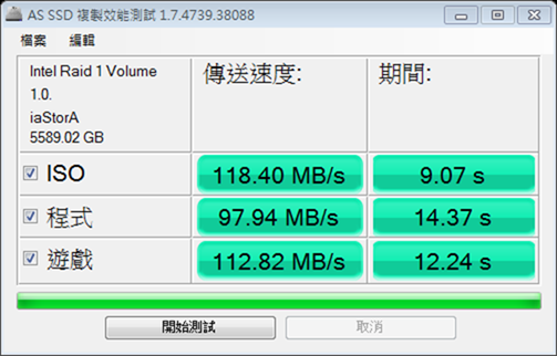 as-copy-bench Intel Raid 1 Vol 2014.9.4 上午 01-22-49