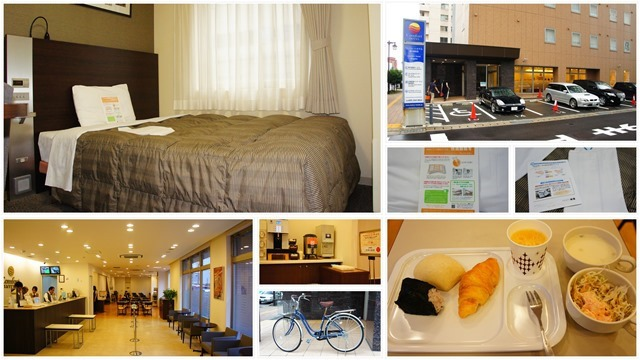 Comfort Hotel新潟駅前店