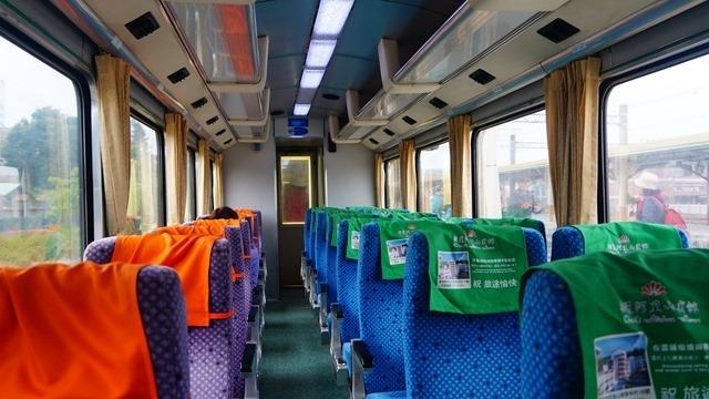 阿里山森林鐵路小火車