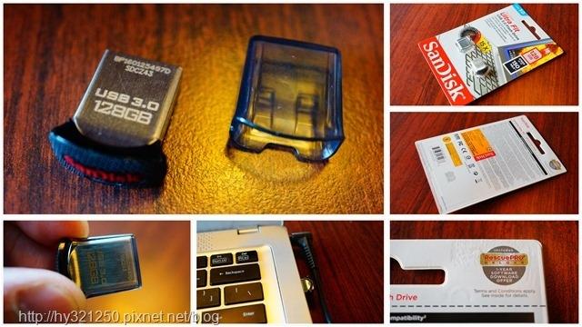 SanDisk Ultra Fit隨身碟