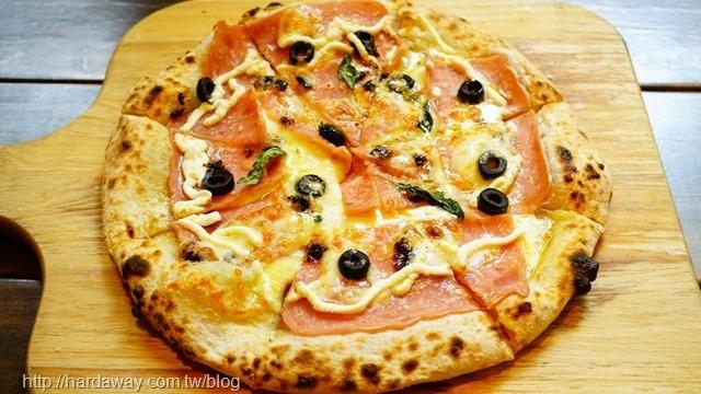 新竹手工窯烤披薩