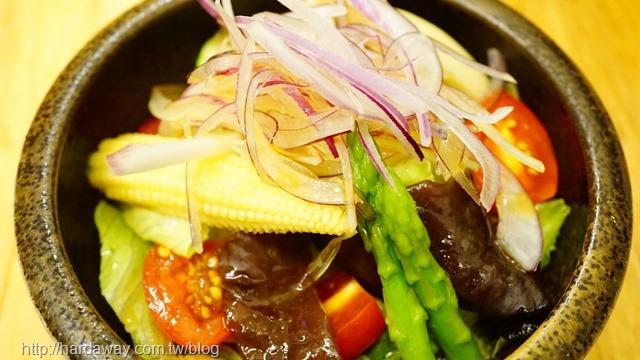 和風野菜沙拉