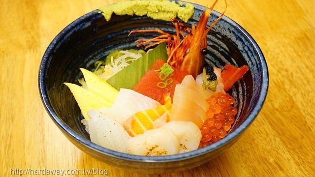 盛合海景丼
